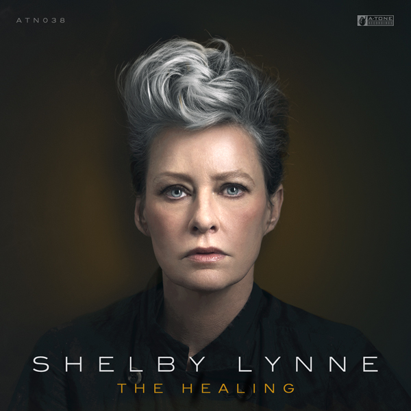 Album art for the JAZZ album THE HEALING by SHELBY LYNNE.