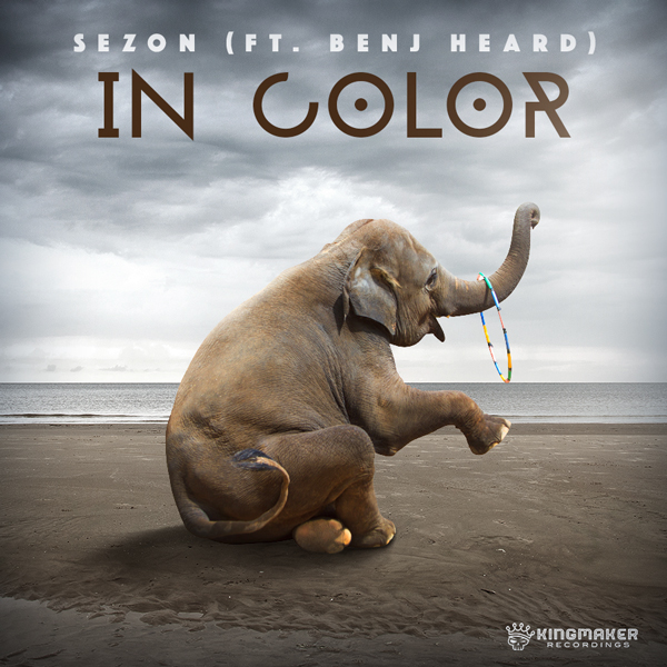 Album art for the POP album IN COLOR by SEZON (FT. BENJ HEARD).