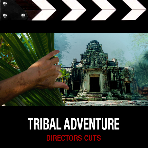 Album cover of TRIBAL ADVENTURE
