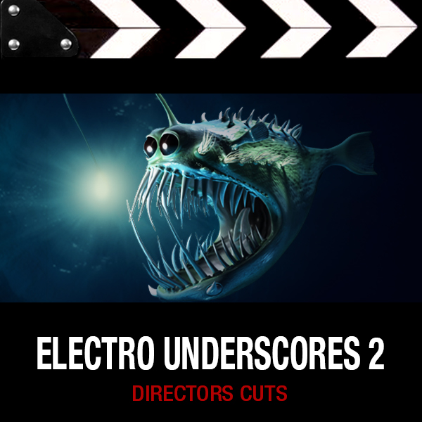 Album art for the SCORE album ELECTRO UNDERSCORES 2.