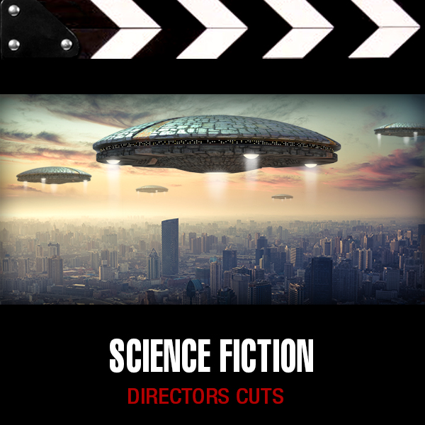 Album art for the SCORE album SCIENCE FICTION.