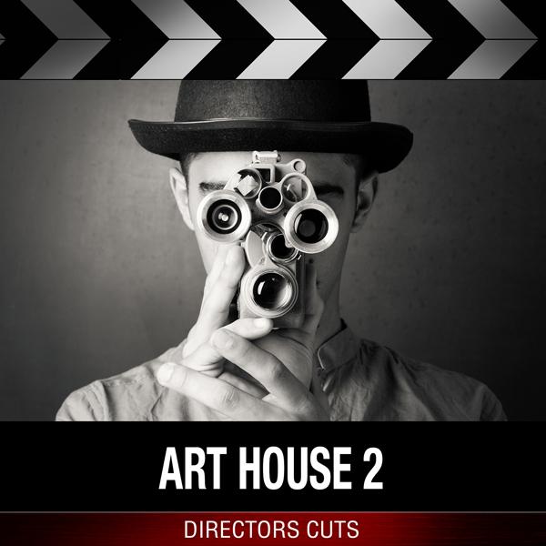 Album art for the SCORE album ART HOUSE 2.