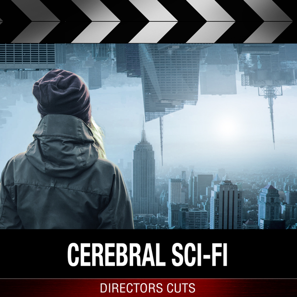 Album art for the SCORE album CEREBRAL SCI-FI.