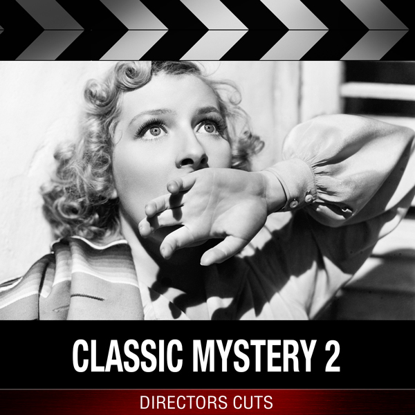 Album art for the SCORE album CLASSIC MYSTERY 2.