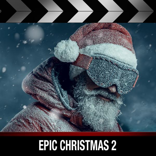 Album art for the HOLIDAY album EPIC CHRISTMAS 2.