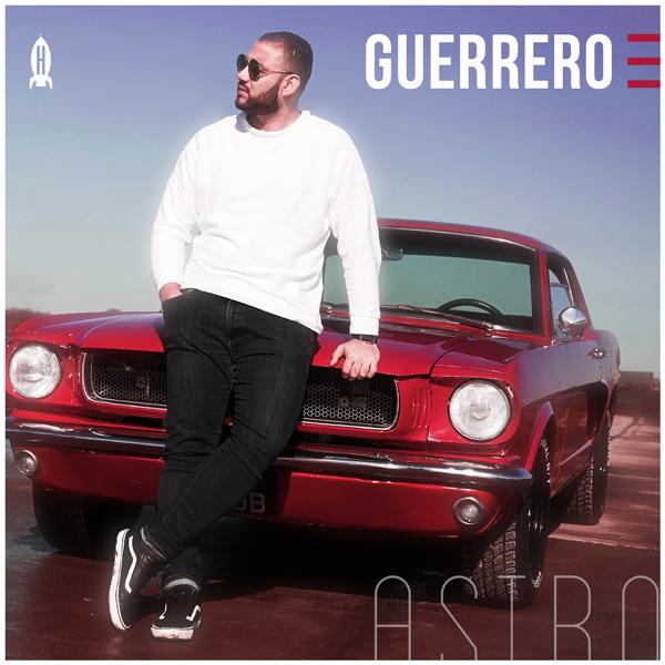 Album art for the LATIN album ASTRO by GUERRERO.