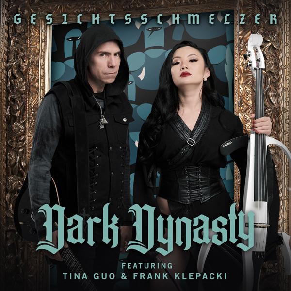 Album art for the ROCK album GESICHTSSCHMELZER by DARK DYNASTY.