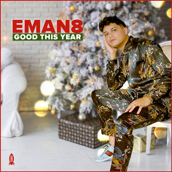 Album art for the HOLIDAY album GOOD THIS YEAR by EMAN8.