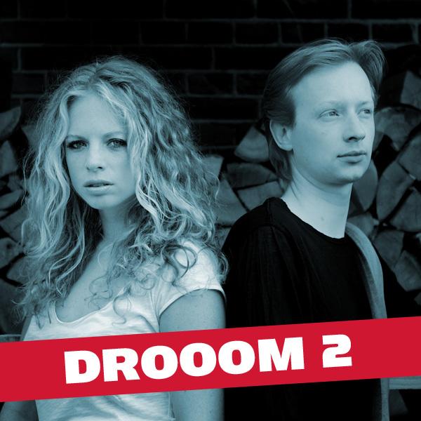 Album art for the POP album DROOOM 2 by DROOOM.