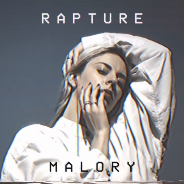 Album art for the POP album RAPTURE by MALORY.