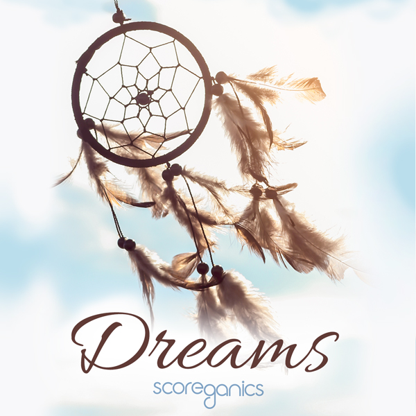 Album art for the ATMOSPHERIC album DREAMS.