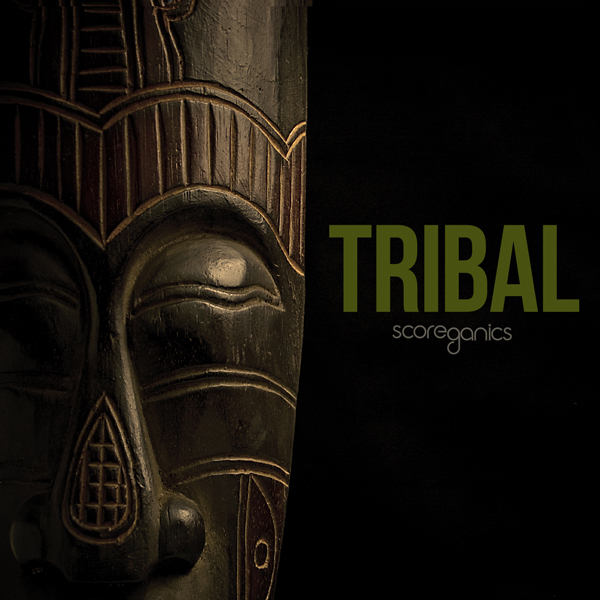 Album art for the SCORE album TRIBAL.
