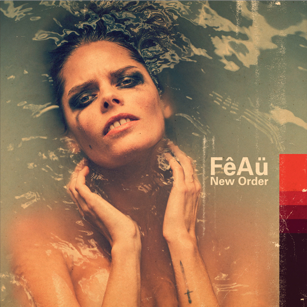 Album art for the ROCK album NEW ORDER by FEAU.