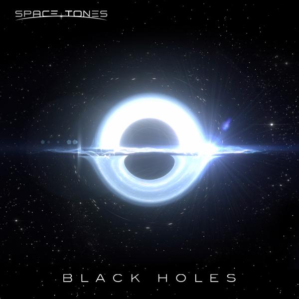 Album art for the SCORE album BLACK HOLES.