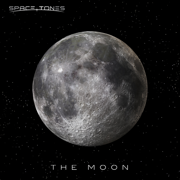 Album art for the SCORE album THE MOON.