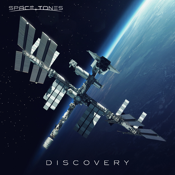 Album art for the SCORE album DISCOVERY.