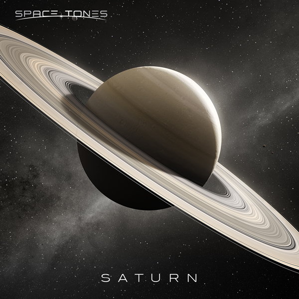Album art for the SCORE album SATURN.