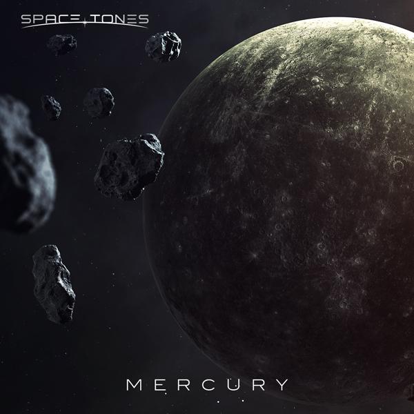 Album art for the SCORE album MERCURY.