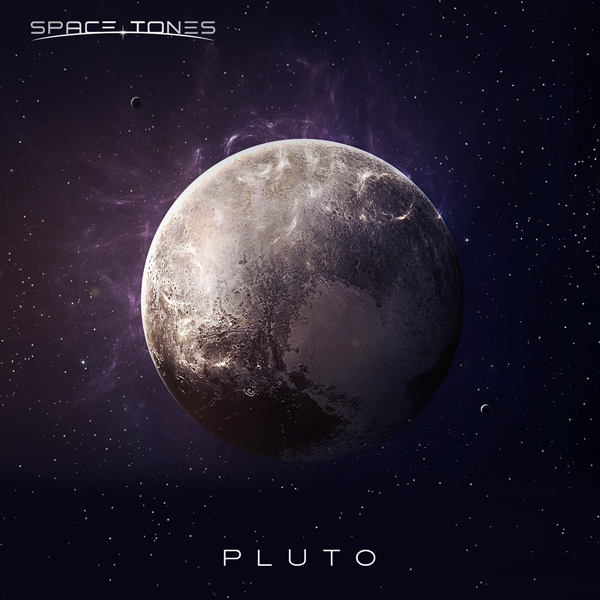 Album art for the SCORE album PLUTO.
