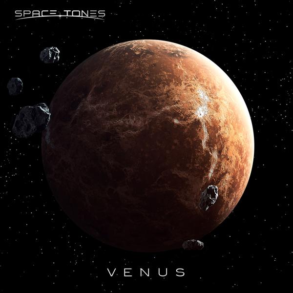 Album art for the SCORE album VENUS.
