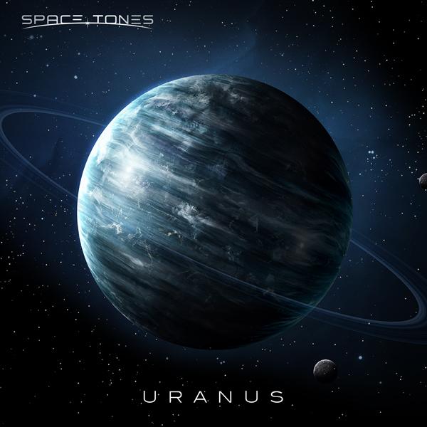 Album art for the SCORE album URANUS.