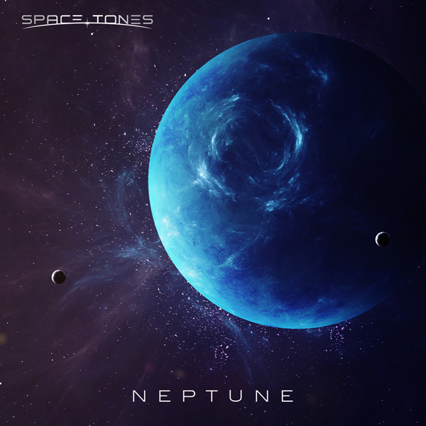 Album art for the SCORE album NEPTUNE.