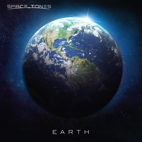 Album art for the SCORE album EARTH.
