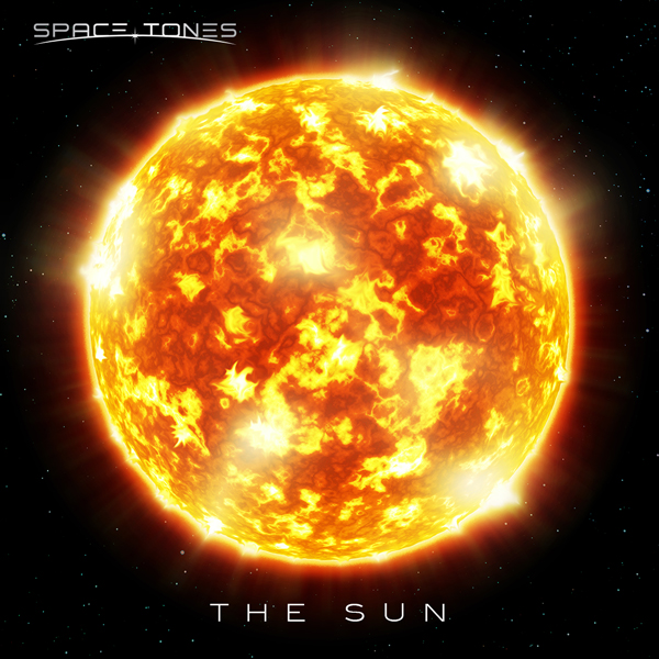Album art for the SCORE album THE SUN.