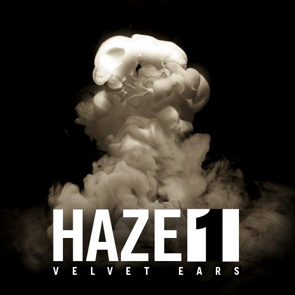 Album art for the ATMOSPHERIC album HAZE 1.