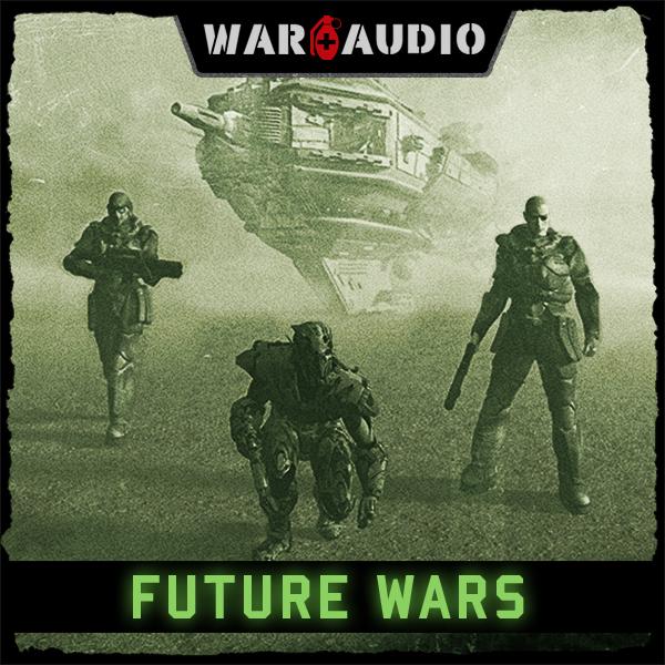 Album art for the SCORE album FUTURE WARS.
