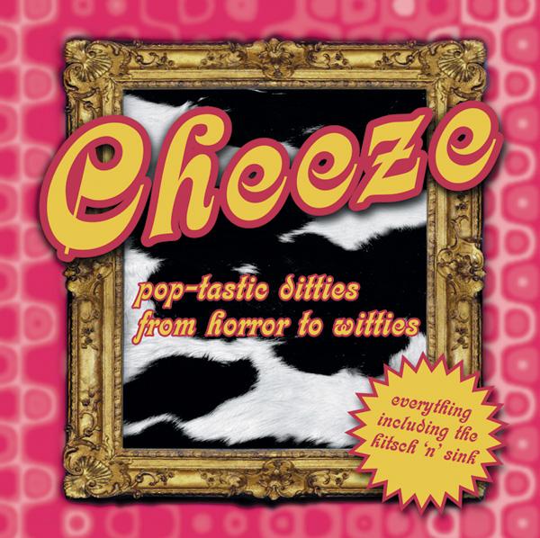 Album art for the SCORE album CHEEZE.
