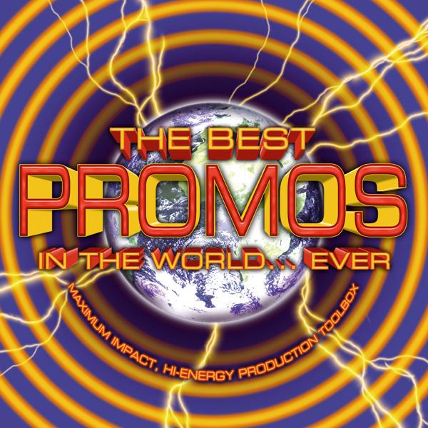 Album art for the ELECTRONICA album PROMOS.