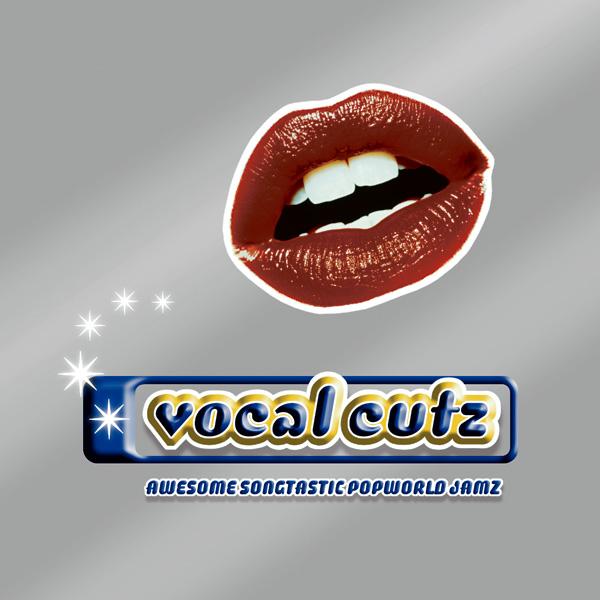 Album art for the POP album VOCAL CUTZ.
