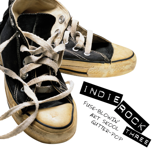 Album art for the ROCK album INDIE ROCK 3.
