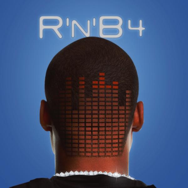 Album art for the R&B album RNB 4.
