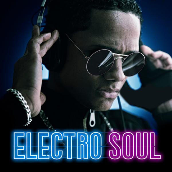 Album art for the POP album ELECTRO SOUL.
