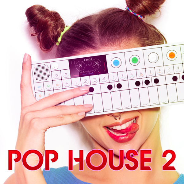 Album art for the POP album POP HOUSE 2.