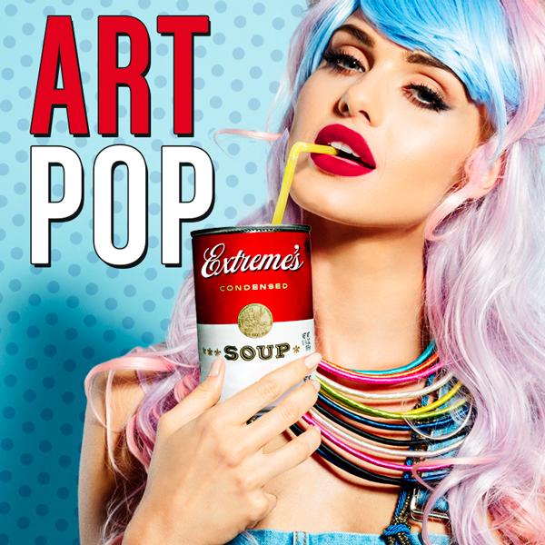 Album art for the POP album ART POP.