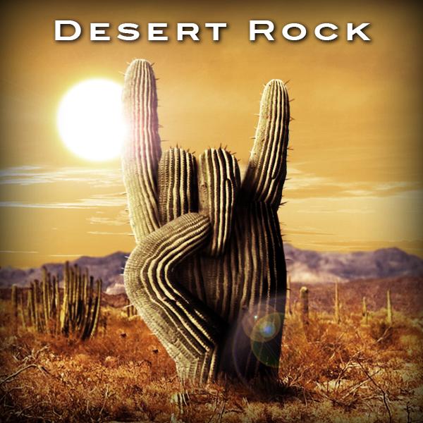 DESERT ROCK [XCD345]   Extreme Music