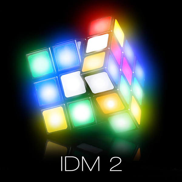 Album art for the ELECTRONICA album IDM 2.