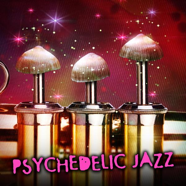 Album art for the JAZZ album PSYCHEDELIC JAZZ.