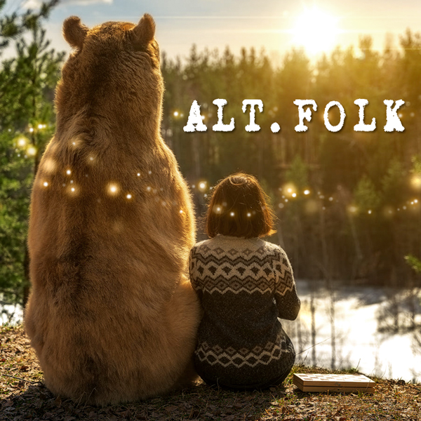 Album art for the FOLK album ALT FOLK.