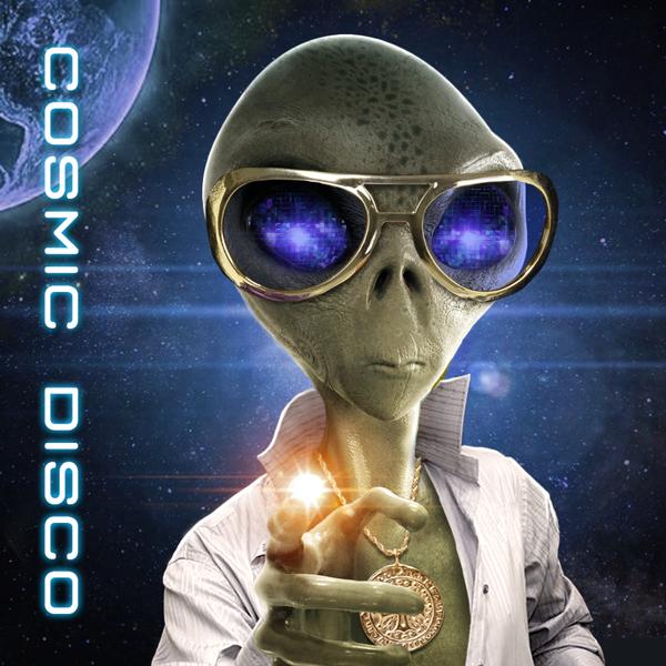 Album cover of COSMIC DISCO
