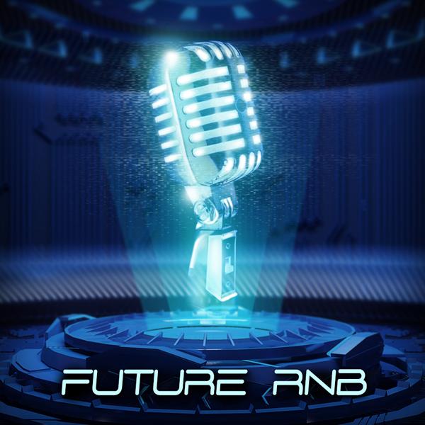 Album art for the R&B album FUTURE RNB.