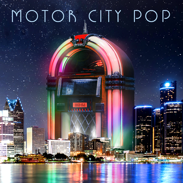 Album art for the POP album MOTOR CITY POP.