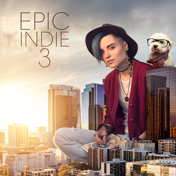 Album cover of EPIC INDIE 3