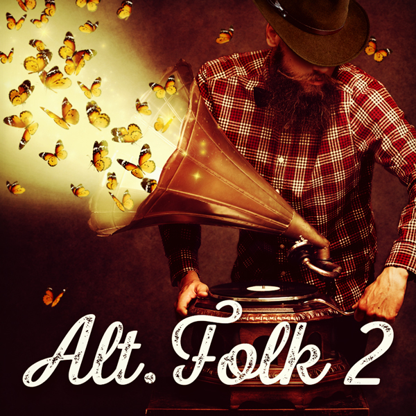 Album art for the FOLK album ALT FOLK 2.
