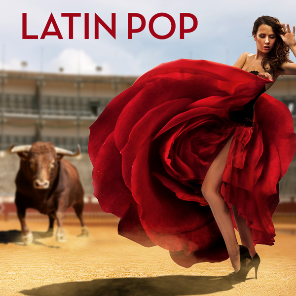 Album cover of LATIN POP