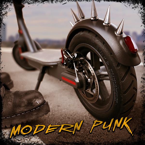 Album art for the ROCK album MODERN PUNK.