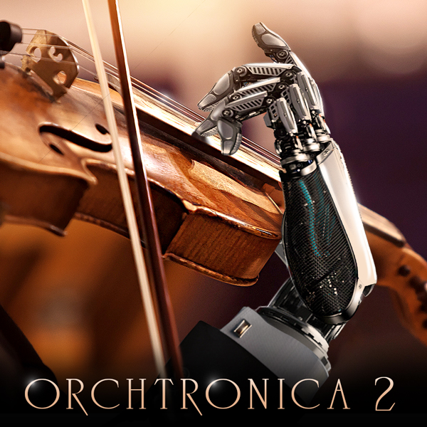 Album cover of ORCHTRONICA 2